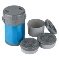 Термос Ferrino Inox Lunch Jug With 3 Containers 1.5 Lt Blue
